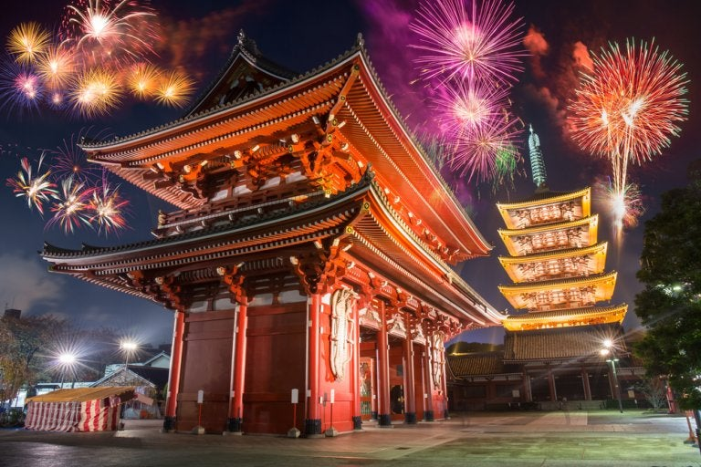 5 tradiciones japonesas para celebrar Año Nuevo