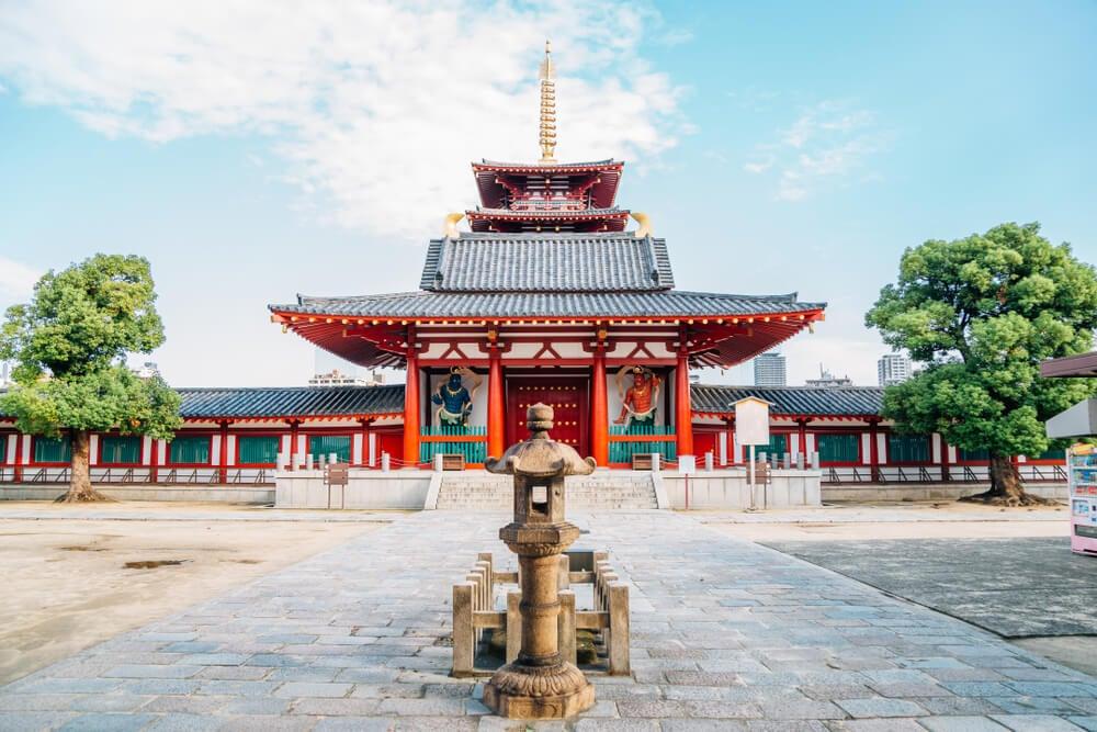 Templo Shitennoji