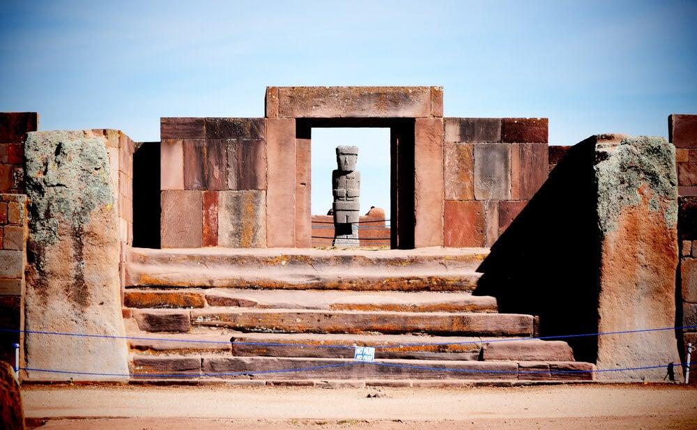 Visitamos la misteriosa ciudad de Tiahuanaco en Bolivia
