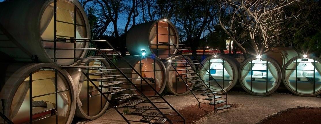 Hoteles fuera de lo común en Latinoamérica: Tobohotel