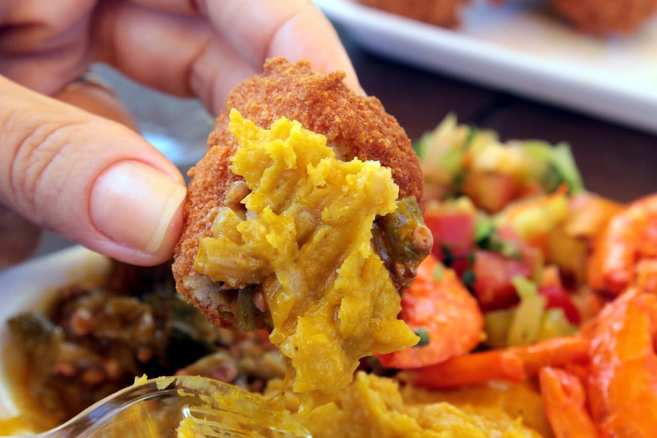 Vatapa, uno de los platos tradicionales de Brasil