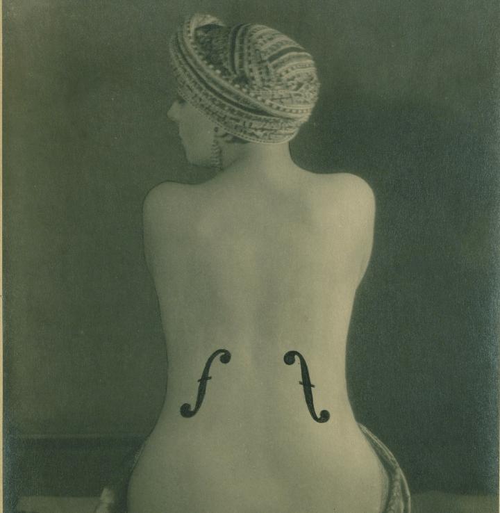 """""""El violín de Ingres"""" de Man Ray"""