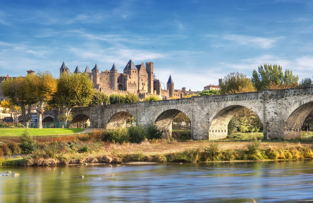 Conoce la ciudad medieval de Carcassonne