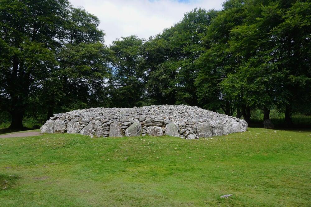 Clava Cairns en Escocia: un portal misterioso hacia el pasado
