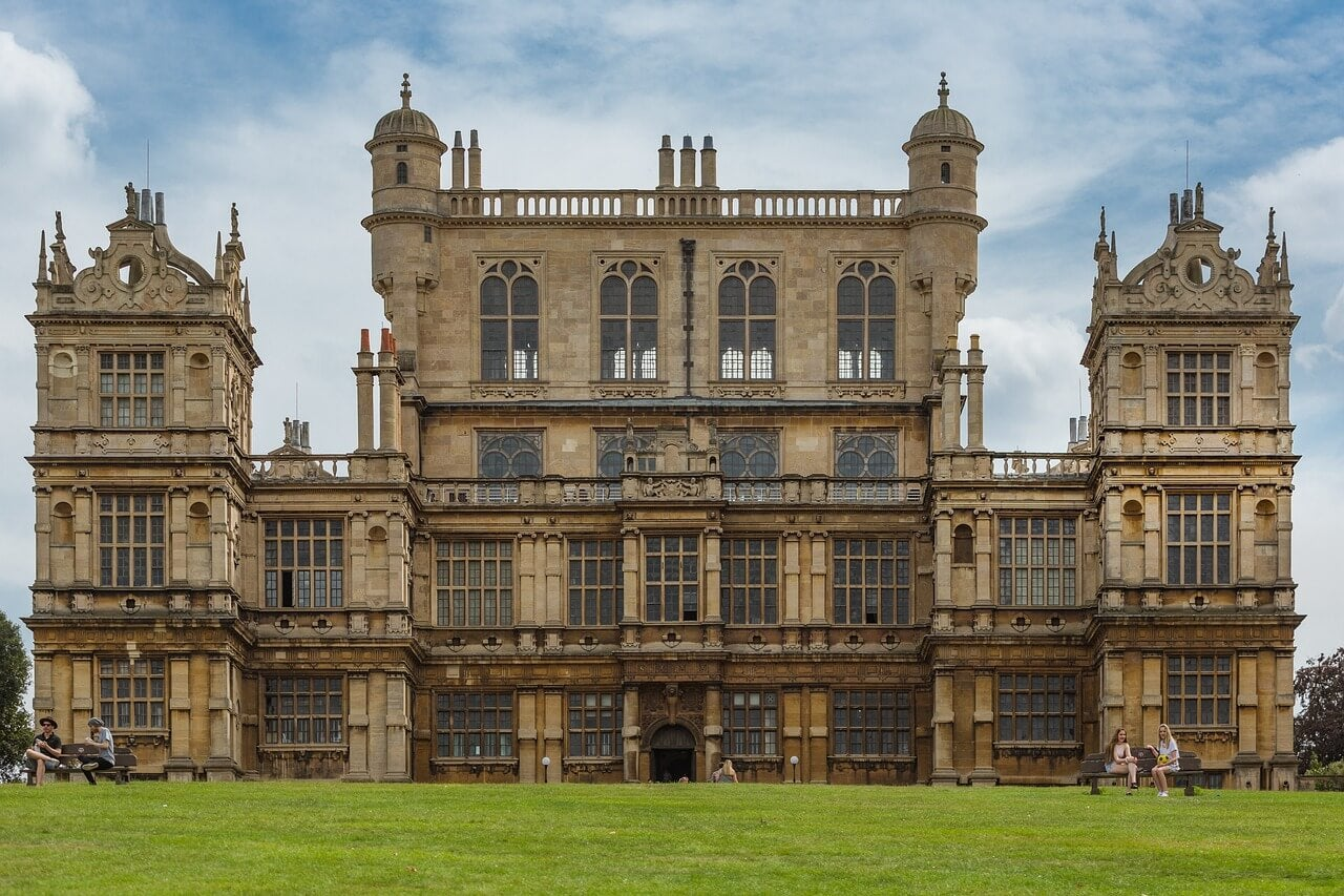 Vista de Wollaton Hall