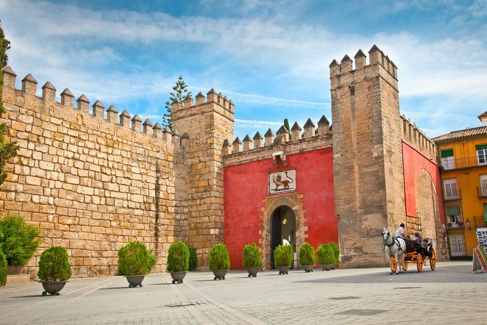 Recorremos los escenarios de 'Juego de Tronos' en Sevilla