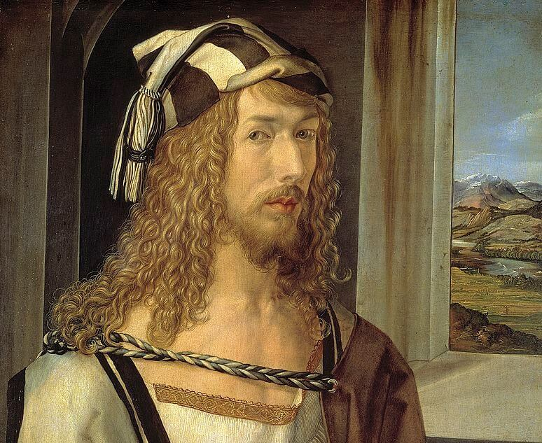 Tras la pista de Alberto Durero, pintor renacentista