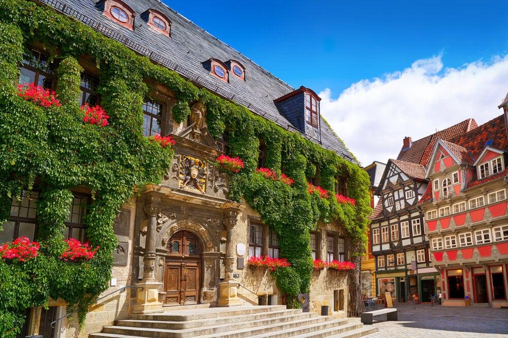 Ayuntamiento de Quedlinburg