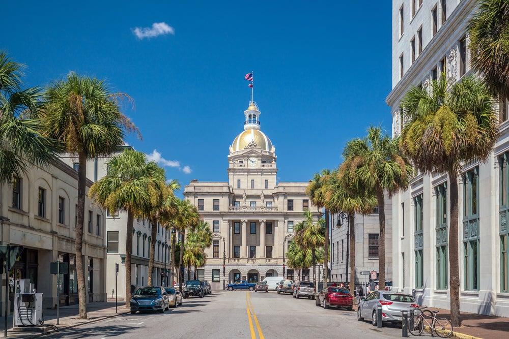 Ayuntamiento de la ciudad de Savannah