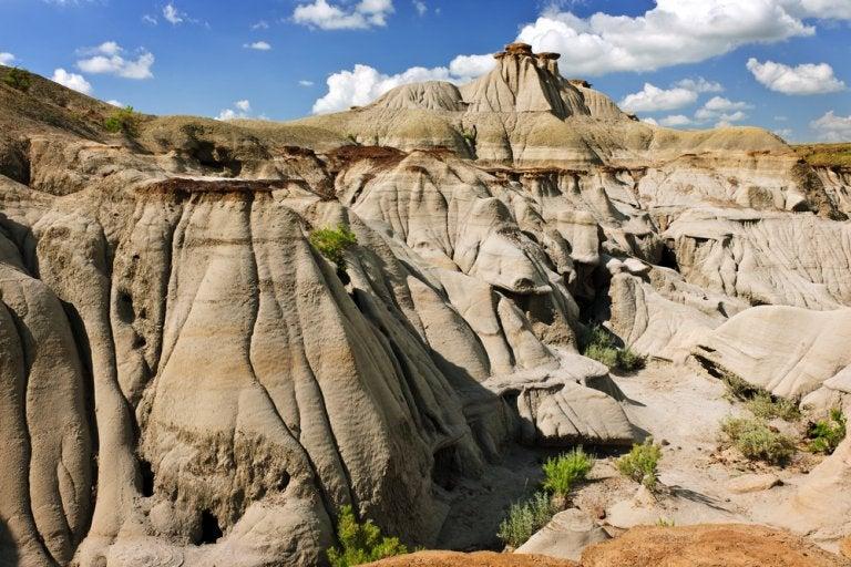 Recorridos increíbles por los desiertos en Canadá