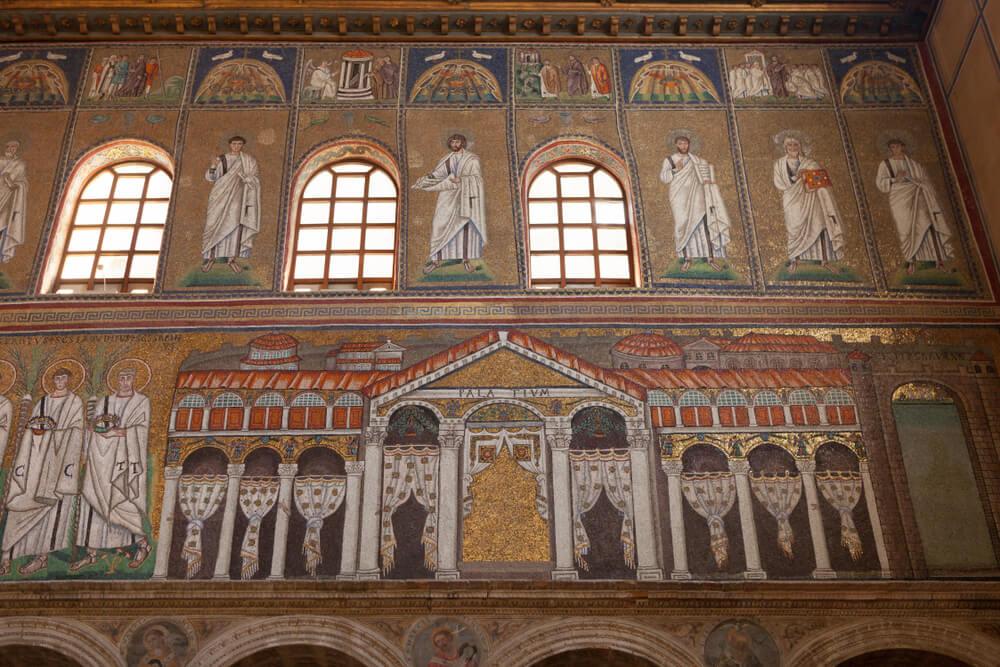 Basílica de San Apolinar en Rávena