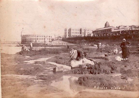 La ciudad de Buenos Aires en 1888