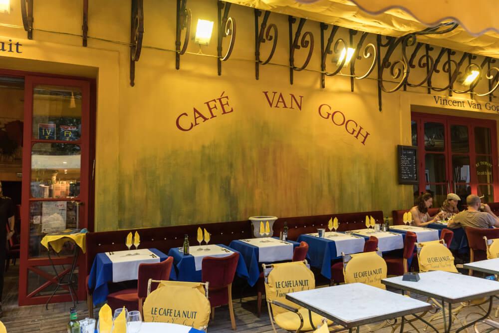 Arlés: tras las huellas de Vincent van Gogh