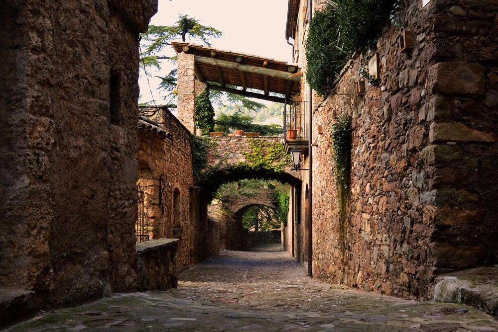 Mura, un bello pueblo medieval en Barcelona