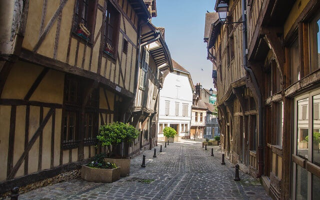 Calle de Troyes