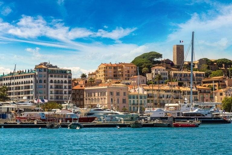 Viajamos a Cannes, una ciudad de cine y cultura