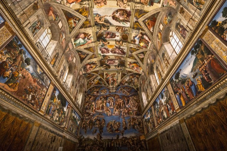 La Capilla Sixtina: la capilla más famosa del mundo