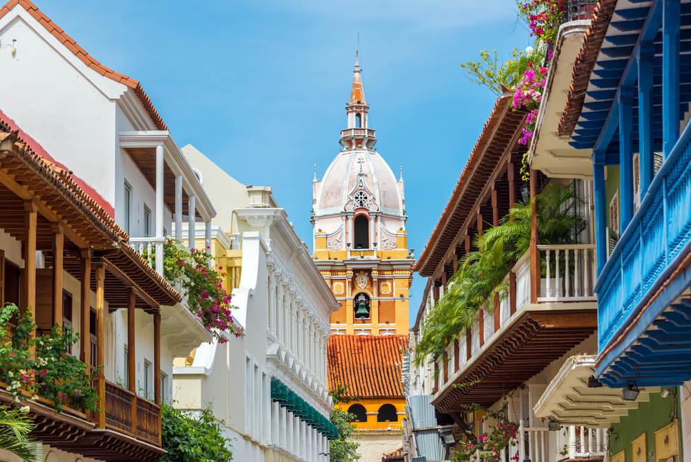 Tesoros de la arquitectura colonial en Colombia