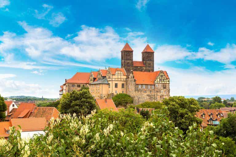Rincones imprescindibles de la ciudad de Quedlinburg