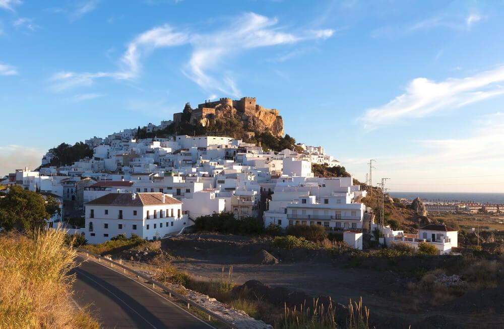 Ruta por los castillos de la costa de Granada