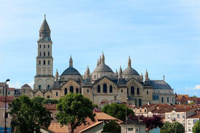 Catedral de Perigueux en la Dordogne