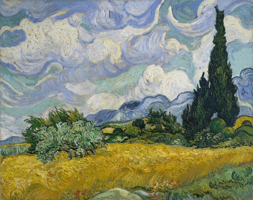 7 pinturas de Van Gogh que te harán viajar