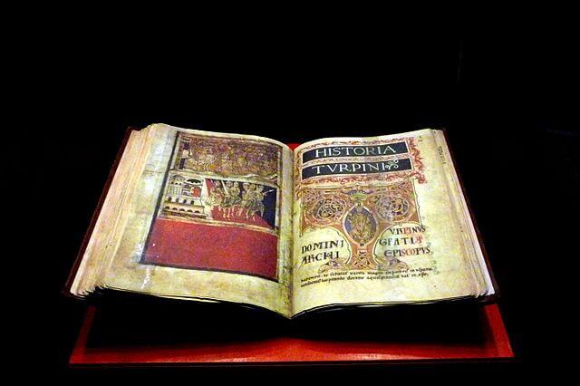Códice Calixtino, protagonista de uno de los robos de obras de arte