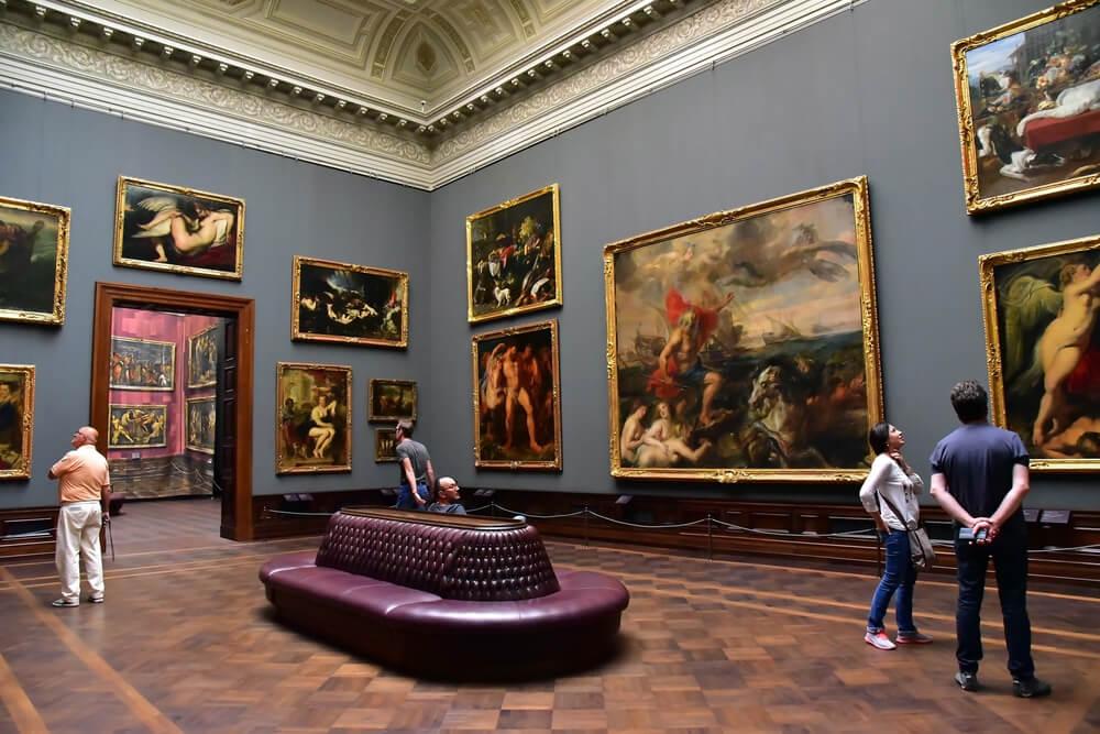 Colección de pinturas