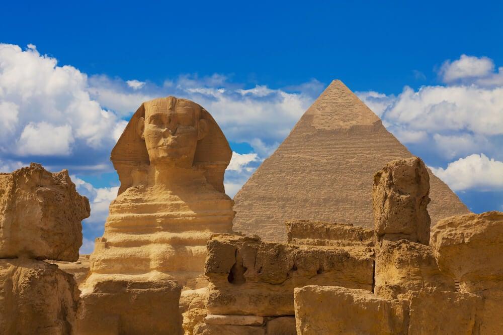 Un recorrido por la arquitectura en el Antiguo Egipto
