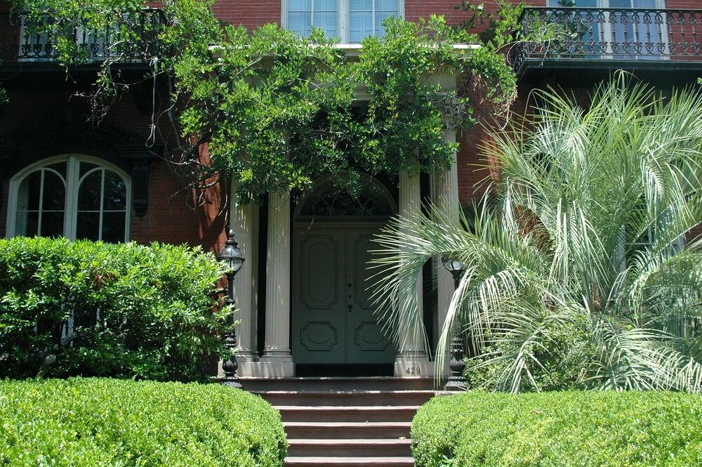Entrada a Mercer Williams House