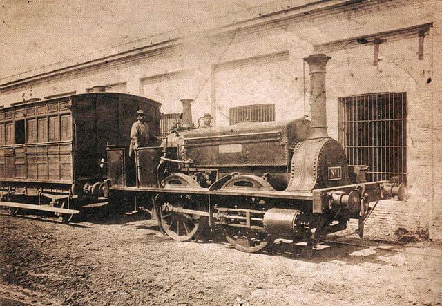 Primer Ferrocarril de Buenos Aires