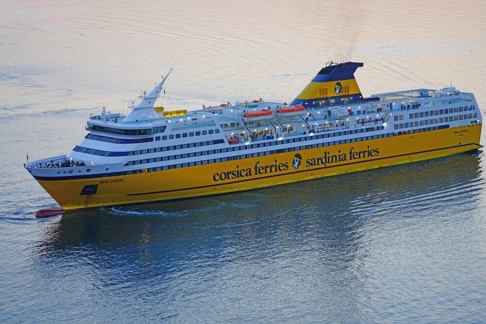 Ferry de Córcega