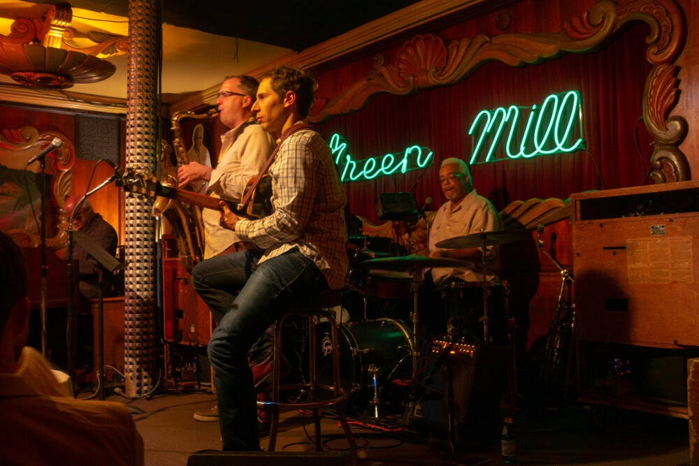 Green Mill Jazz Cafe en Chicago