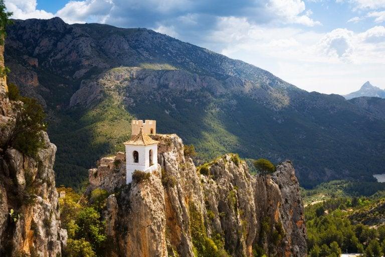 Montañas del interior de la Comunidad Valenciana