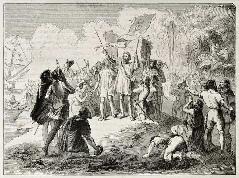 ¿Inventó Cristóbal Colón la globalización?