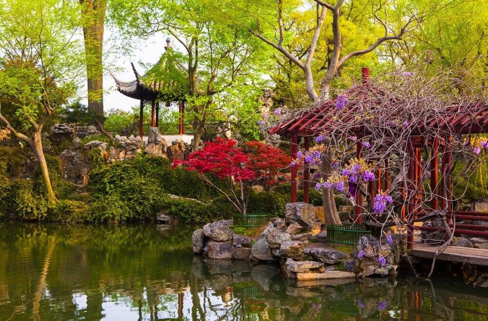 Jardín Liuyuan en Suzhou