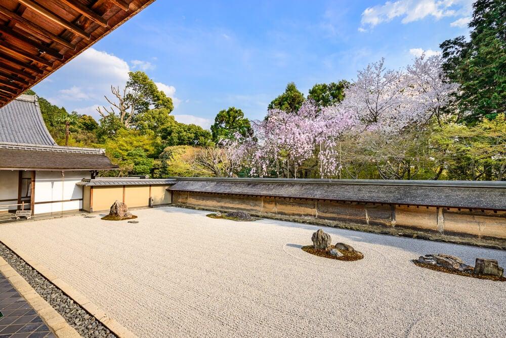Descubre el jardín zen de Ryoan-ji en Kioto