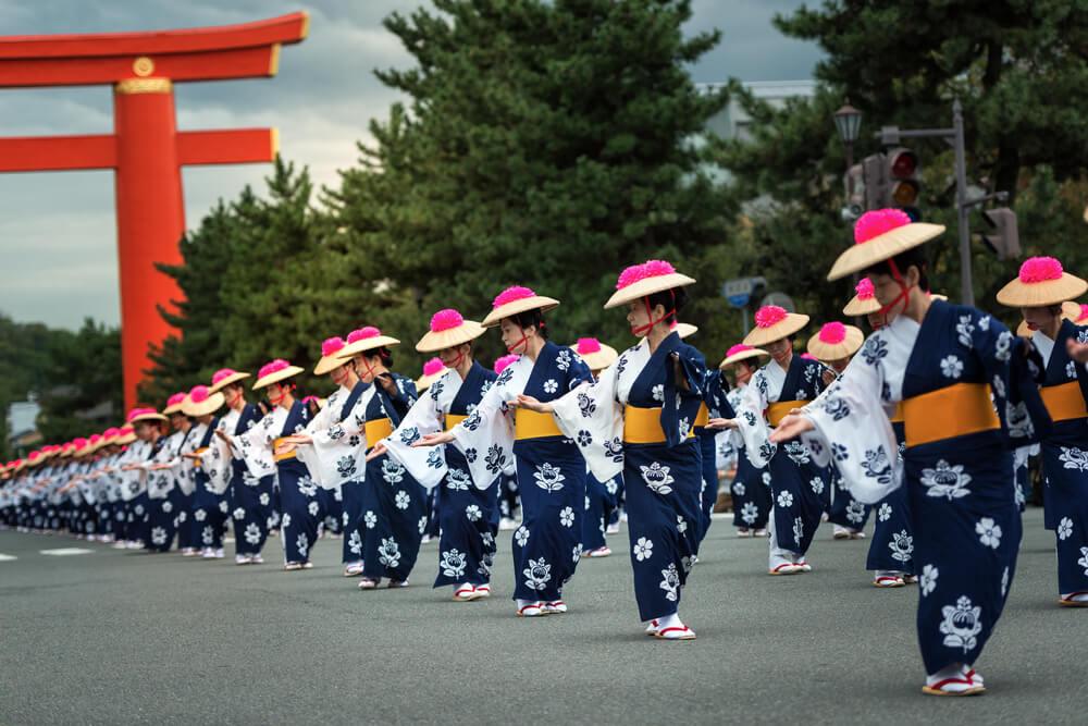 Conoce los matsuri, los festivales de Japón