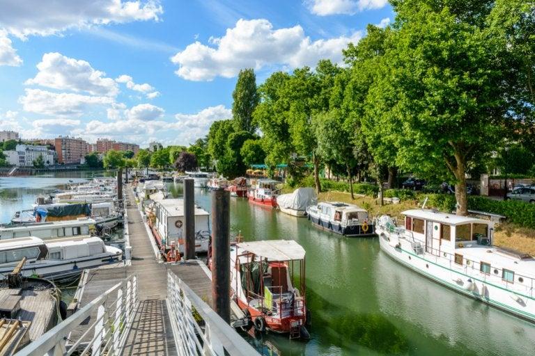 Disfruta de las orillas del Marne en Joinville-le-Pont