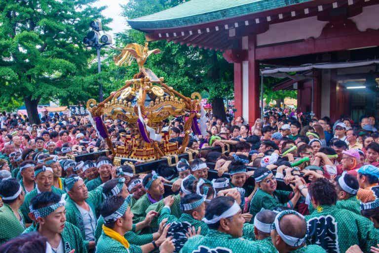 Conoce los 3 'matsuri' más famosos de Japón
