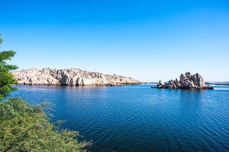 5 razones para amar el lago Nasser en Egipto