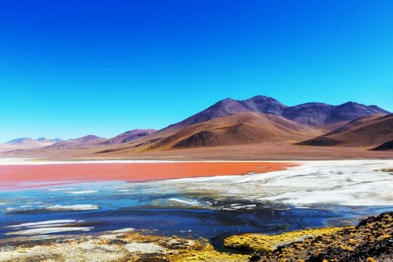 La Reserva Nacional Eduardo Avaroa, un lugar fantástico
