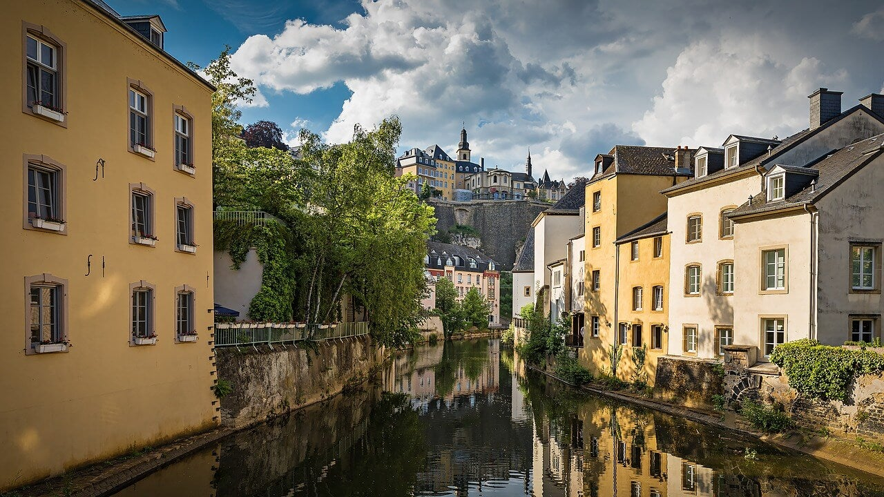 Luxemburgo, uno de los países que reciben más extranjeros