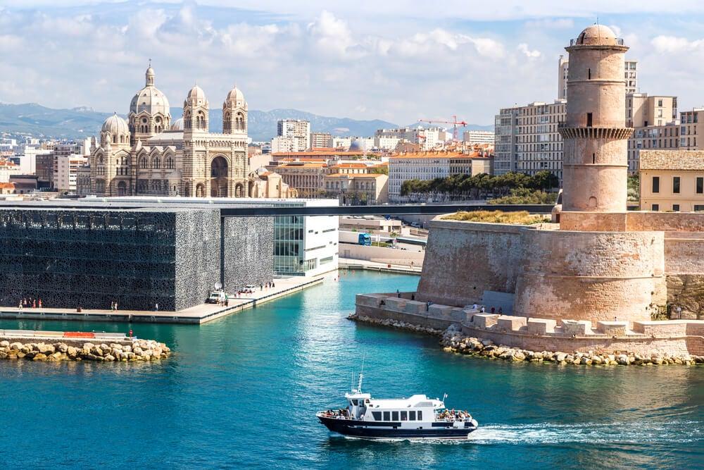 Algunos lugares para descubrir la renovación de Marsella