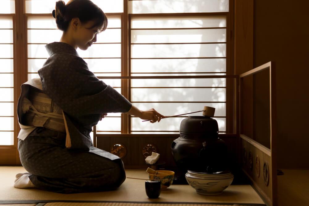 Todo sobre la ceremonia del té en Japón