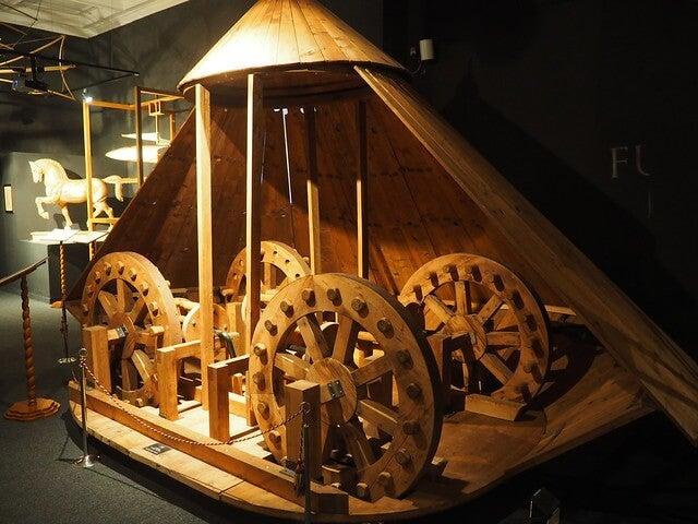 Museo de da Vinci en Florencia
