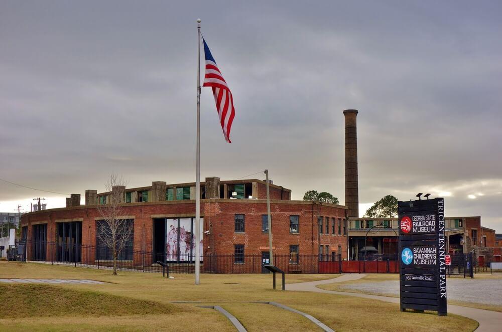 Explora el Museo de Historia de Savannah en Georgia