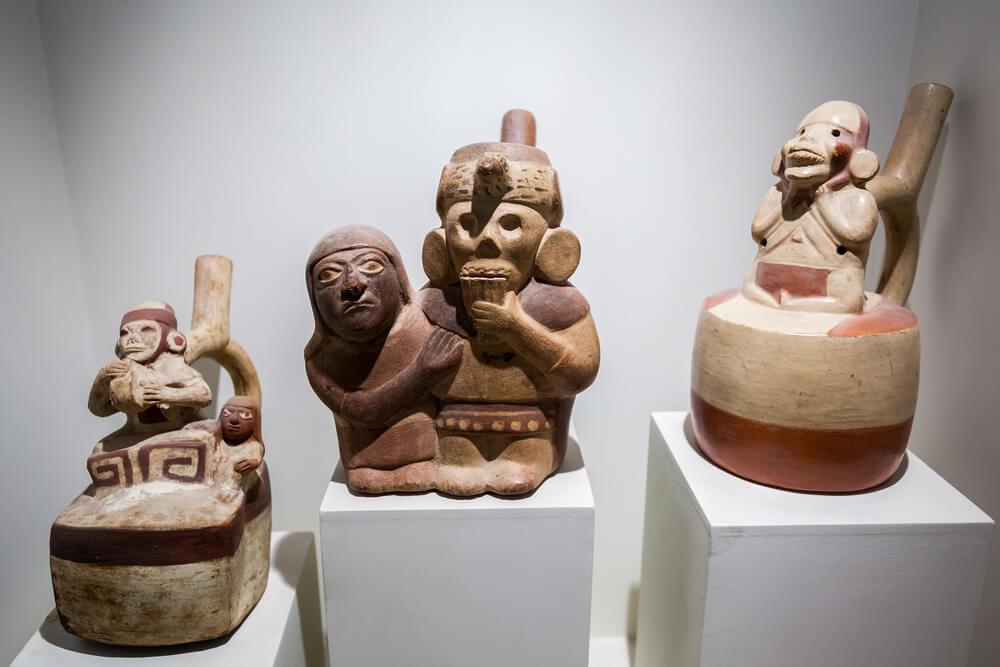 Piezas del Museo Larco
