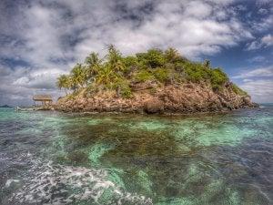 Musha Cay en las Bahamas