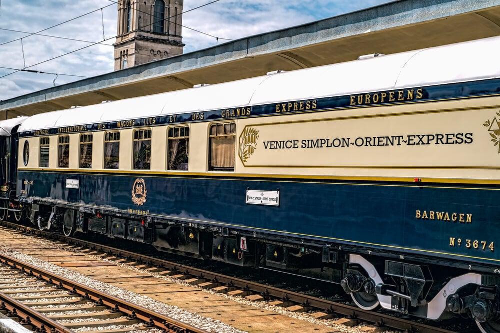 Vagones del Orient Express